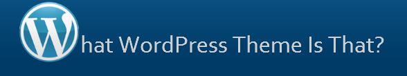 Como saber el theme de WordPress de cualquier blog