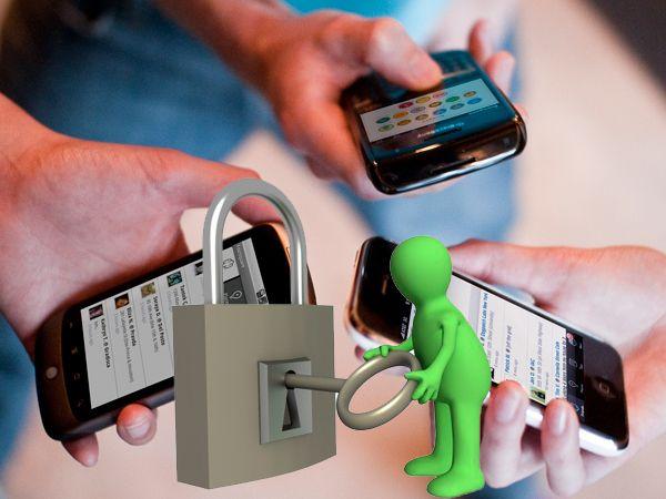 como asegurar smartphone