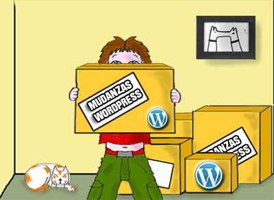 Cambiar WordPress de servidor