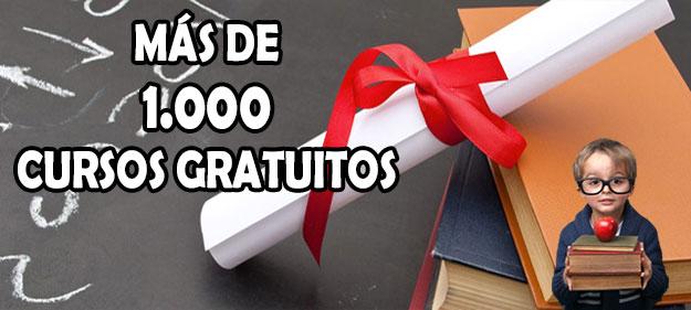cursos gratis online 1000