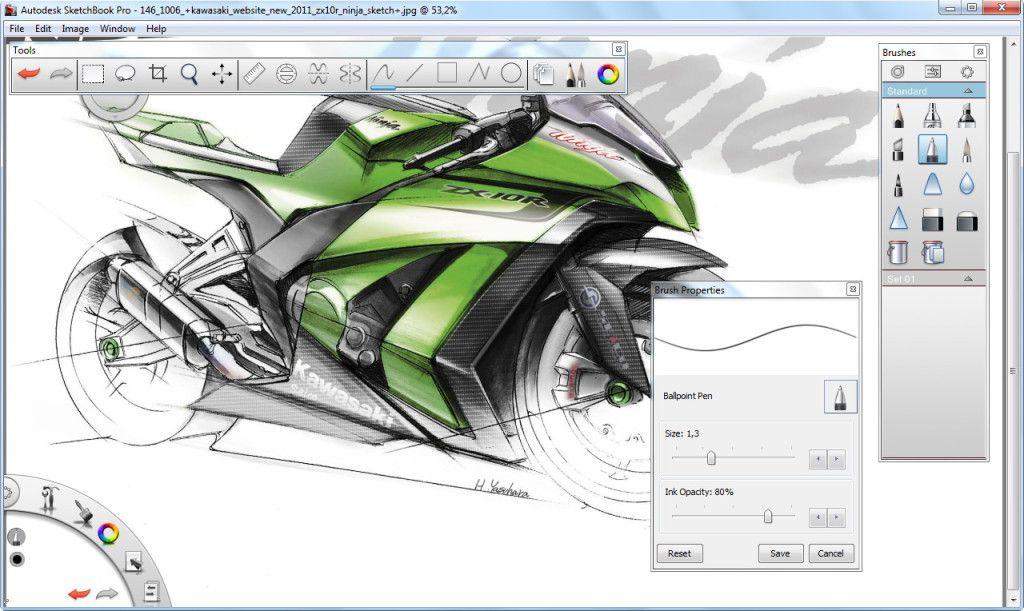 Curso SketchBook Pro