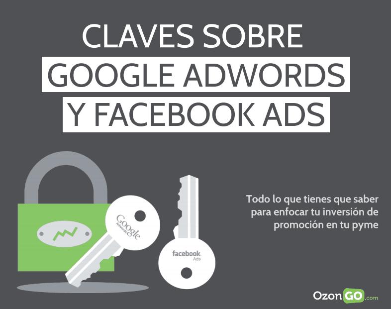google adwords y facebook ads