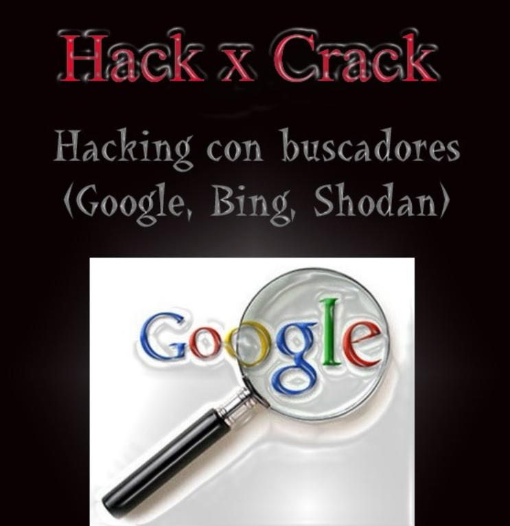 Libro digital Hacking con buscadores