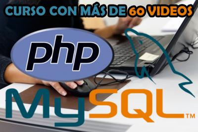 curso de php y mysql gratis
