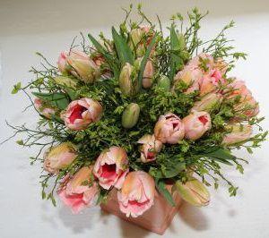 como hacer un ramo de flores