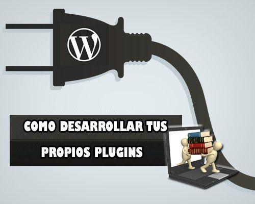 Cómo desarrollar un plugin para WordPress