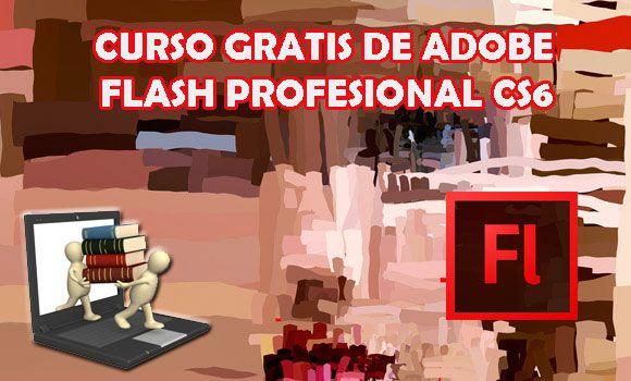 Curso gratis de Adobe Flash CS6