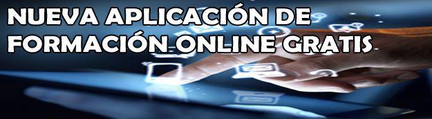 aplicacion cursos gratuitos online