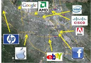 Las grandes startups de silicon valley
