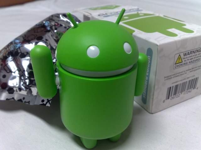 ofertas de empleo sobre Android