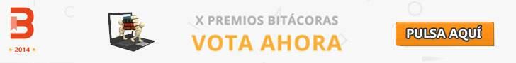Banner premios bitacoras