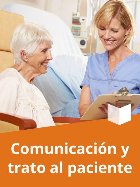 Curso comunicación con el paciente