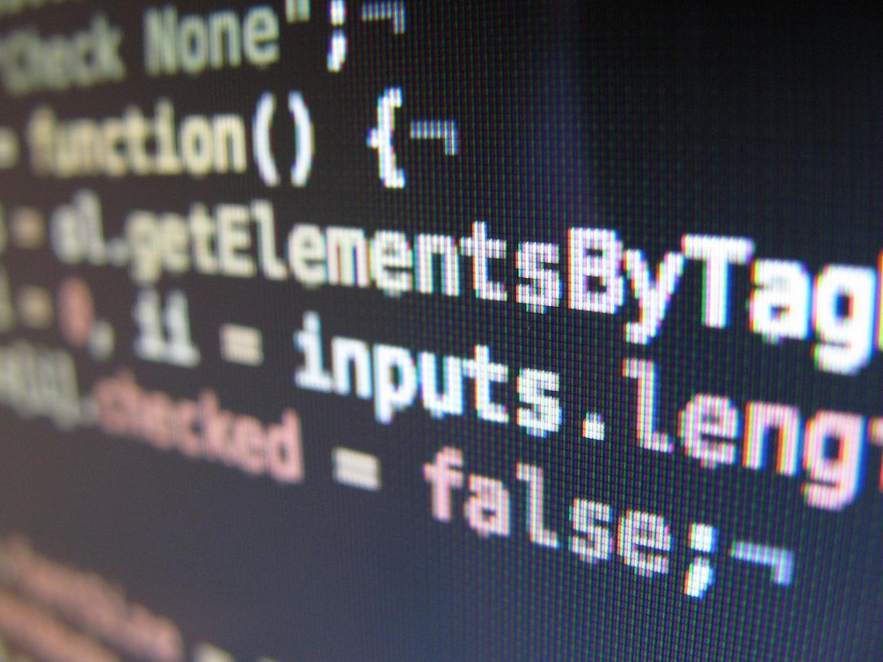 Código de Javascript