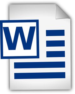Videotutorial de Word 2013