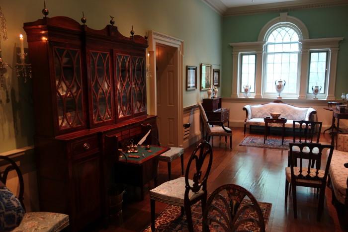 Curso de restauración de muebles de madera