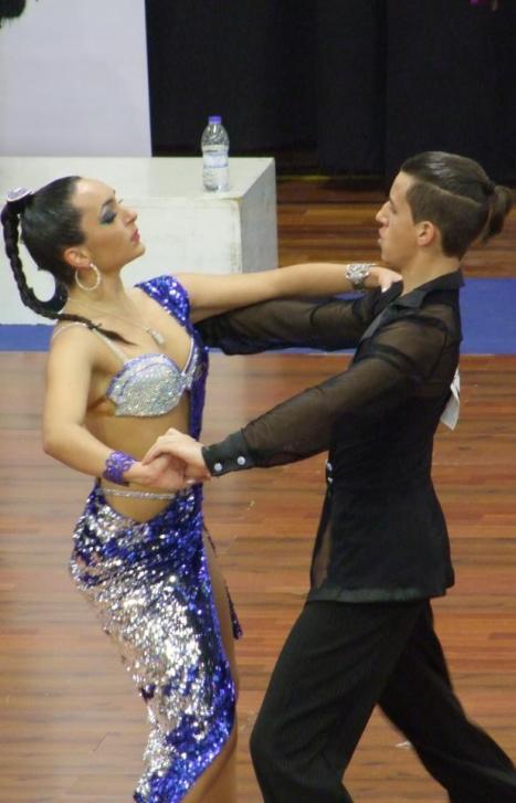 Cursos gratis de bailes latinos