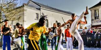 Curso gratis de Capoeira