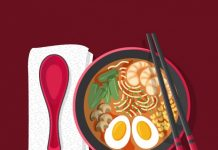 Curso gratis de cocina japonesa