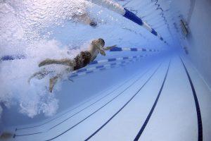 Curso gratis de natación
